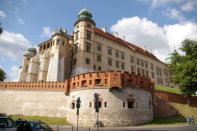 Wawel Hill and Castle