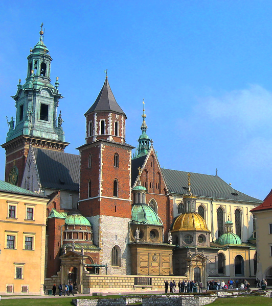Visit Krakow Poland: The Wawel Cathedral